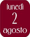 2 agosto