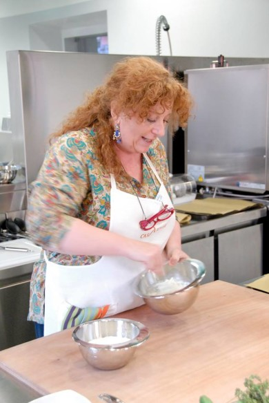Luisanna Messeri a Casa Artusi