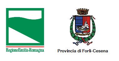 Con il patrocinio e il contributo di Regione Emilia romagna e Provincia di Forlì-Cesena