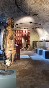 Reperti di vita mostra di Matteo Lucca al MAF di Forlimpopoli