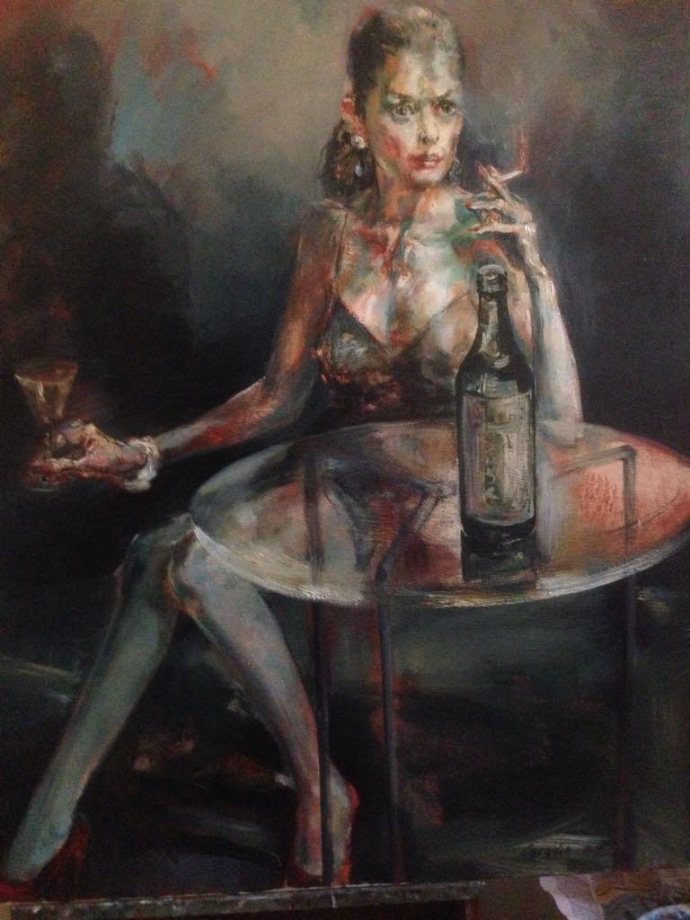 Il Brindisi mostra Paola Gatti