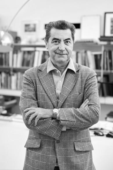 Antonio Citterio, Premio Artusi 2017. Photo Giulio Boem