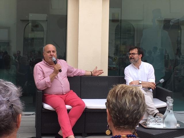 Alan Friedman alla Festa Artusiana