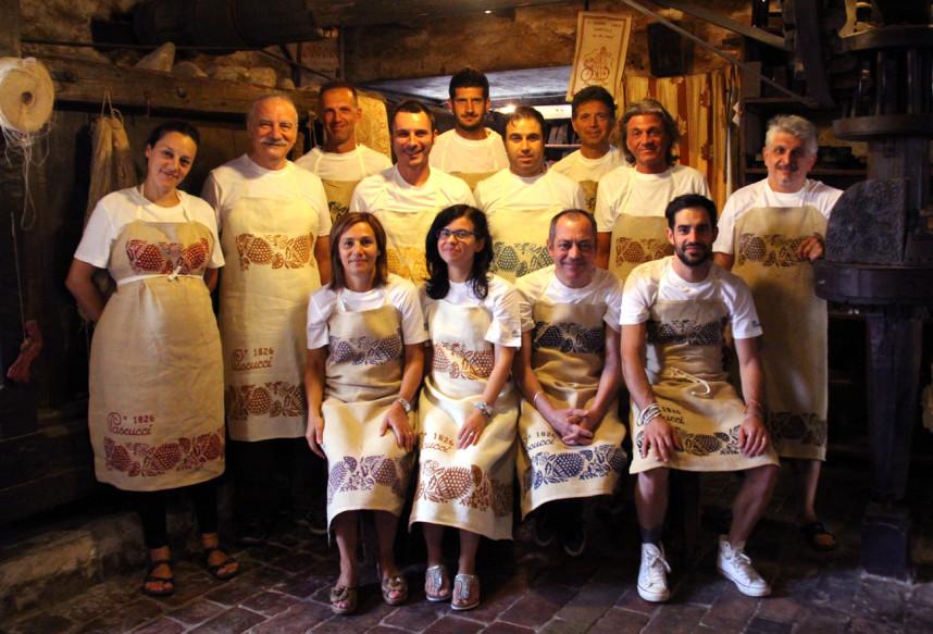 Premio Marietta ad Honorem 2018 Stamperia Pascucci