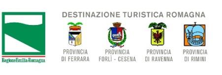 logo emilia romagna destinazione turistica romagna
