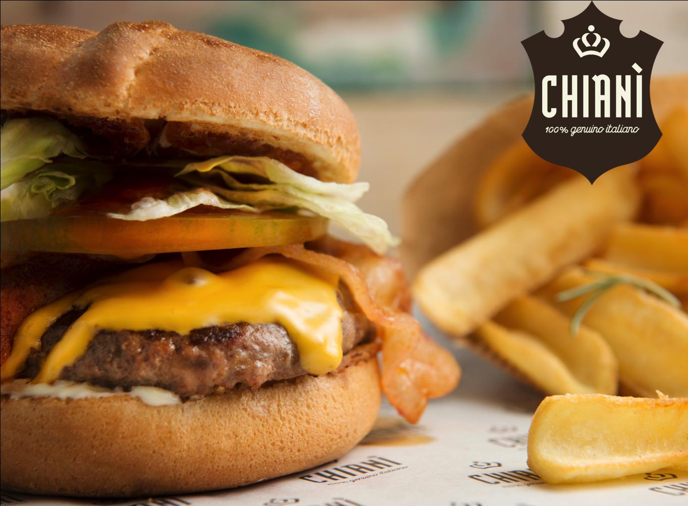 Hamburger Chianì Burgheria