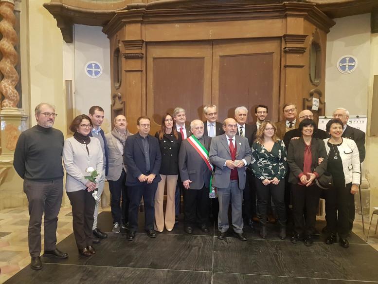 Da Silva Consegna Premio Artusi 2018