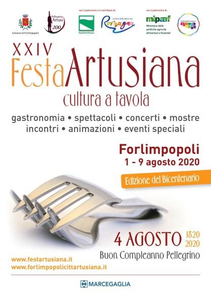 Festa Artusiana 2020_volantino_fronte