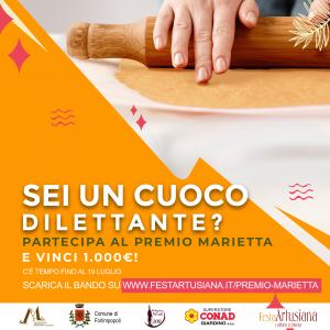locandina Premio Marietta