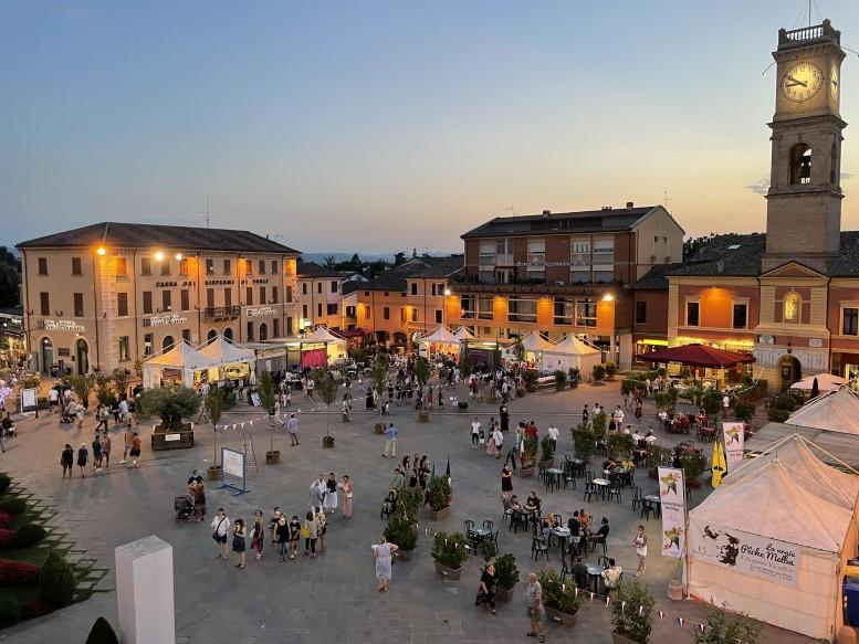 Piazza Artusi - XXV Festa Artusiana 2021